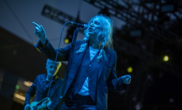 Patti Smith, HEALTH and Bon Iver Awe the Crowds on First Day of Beach Goth 2016