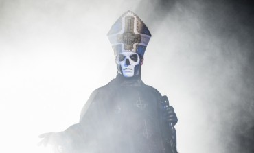 Ghost Prove The Ascendancy of Dark Metal in the USA Live at The Wiltern