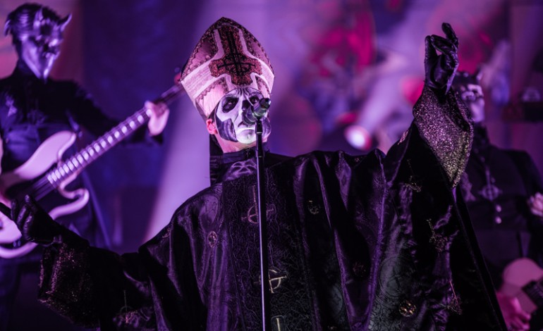 Ghost Has Changed Lineups 10 Times According to Nameless Ghoul