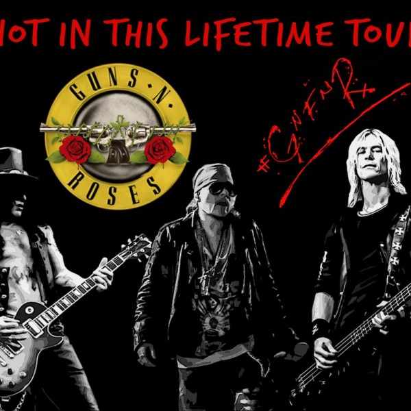 guns n roses announce summer 2017 not in this lifetime tour dates. Black Bedroom Furniture Sets. Home Design Ideas