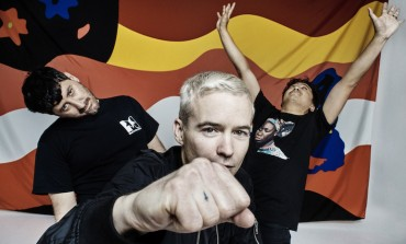 Spank Rock Joins The Avalanches' Live Band At Coachella 2017