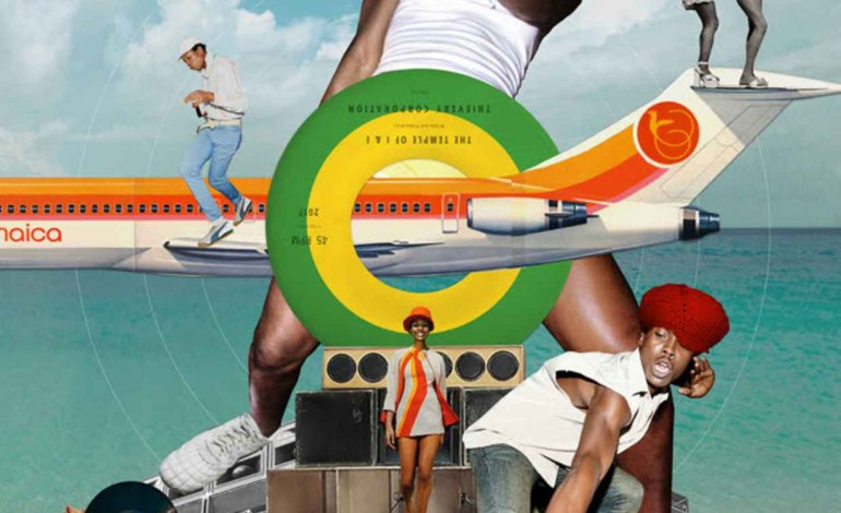Thievery Corporation – The Temple of I & I