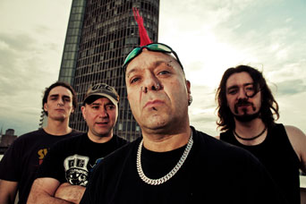 The Exploited Condemn Attack by Russian Neo-Nazis at Their Concert