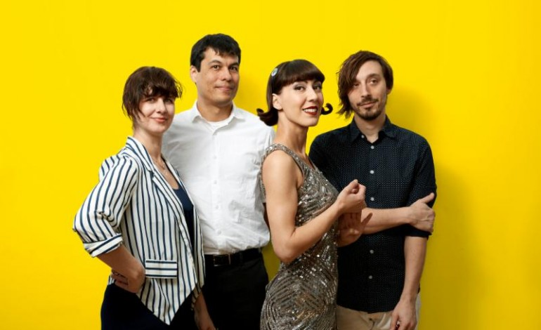 "LISTEN: The Octopus Project Release New Song ""Pedro Yang"""