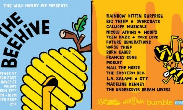 The Wild Honey Pie presents The Beehive SXSW 2017 Party Announced