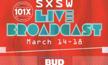 101X Announces their SXSW 2017 Live Broadcast