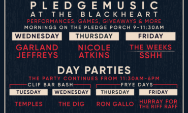 PledgeMusic at the Blackheart SXSW 2017 Parties Announced