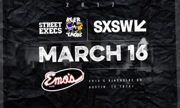 BeerandTacOs SXSW 2017 Party Announced ft 2 Chainz