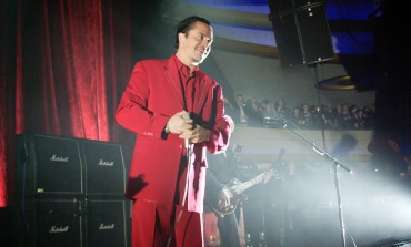 """WATCH: Mike Patton Performs """"Lookaway"""" with Max and Igor Cavalera Live in San Francisco"""