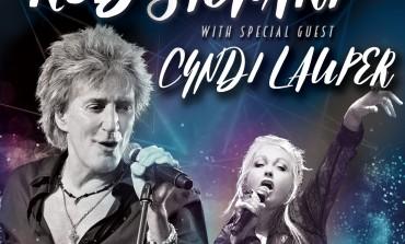 ROD STEWART w CYNDI LAUPER @ The Seminole Hard Rock Hotel & Casino 7/6