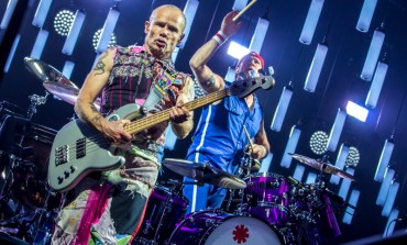 Red Hot Chili Peppers Live at the Staples Center, Los Angeles