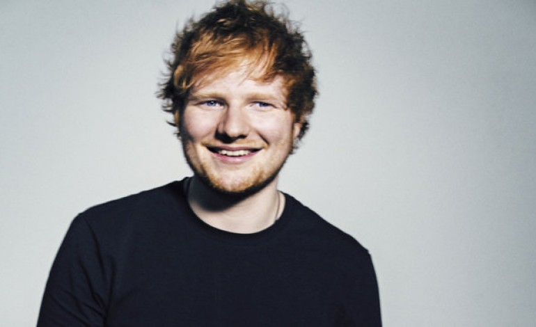 Ed Sheeran Songs Dominate Music Charts