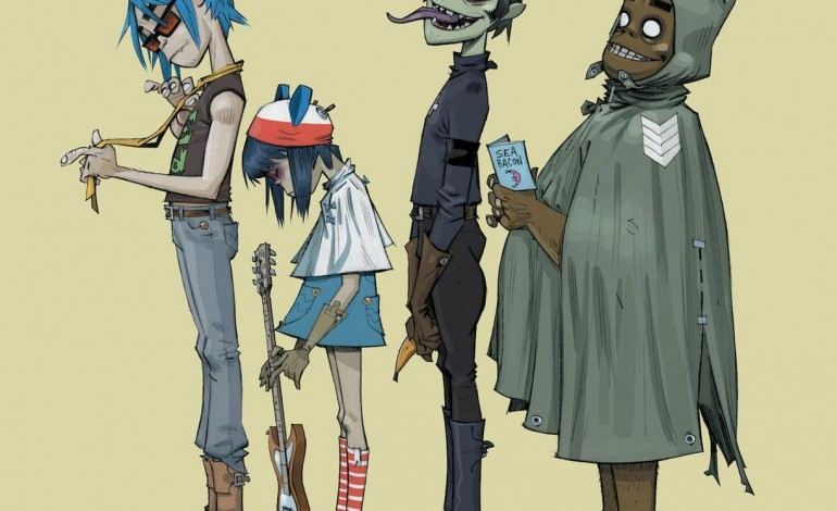 Gorillaz confirm their first North American gig in 7 years