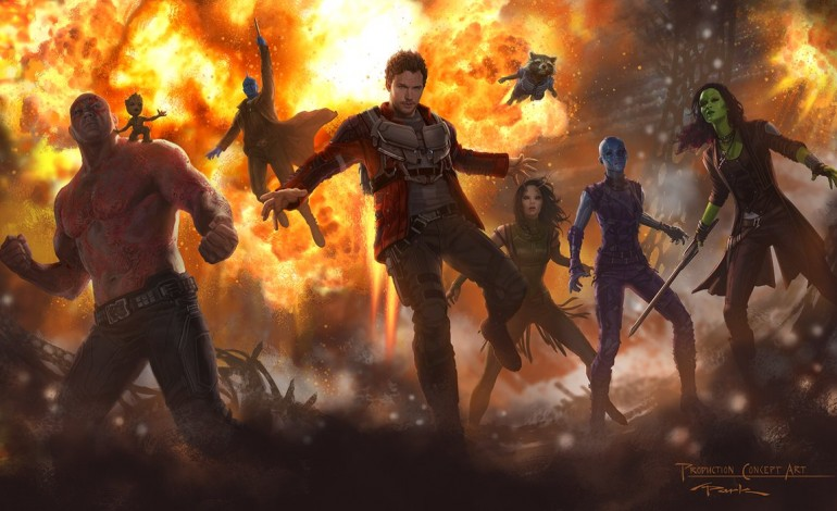 Guardians of the Galaxy Vol. 2 Soundtrack Announced Featuring Sam Cooke, George Harrison, Electric Light Orchestra and More