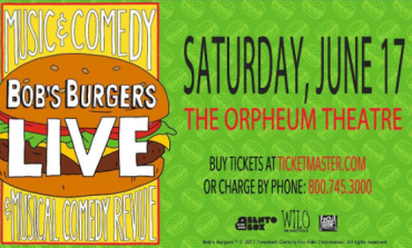 "EL VY  to Perform at ""Bob's Burgers"" Live Show @ The Orpheum Theater"