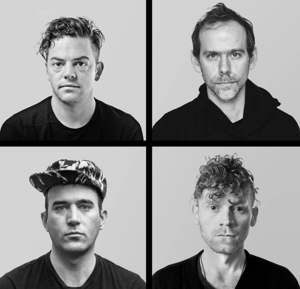 """Sufjan Stevens, Bryce Dessner, Nico Muhly and James McAllister Announce Summer 2017 Planetarium Tour Dates and Release New Song """"Mercury"""""""