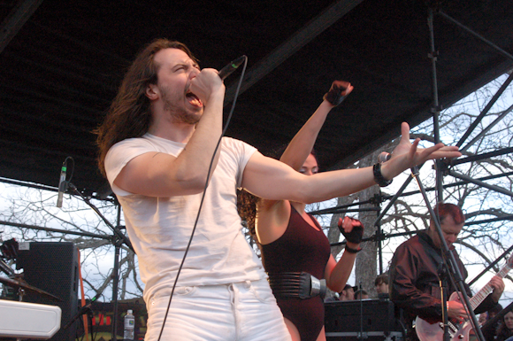 "Andrew W.K. Says ""New Album Will Be Coming Soon"""