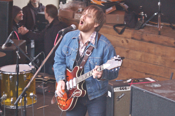 Hundreds of Fans Denied Access at Sold-Out Black Keys Show