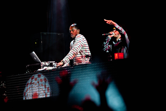 Flying Lotus Defends The Gaslamp Killer On Stage
