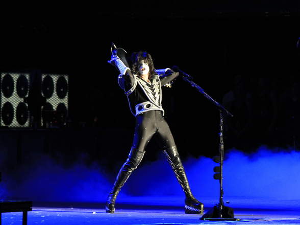 Kiss to Hit the Stage at Germania Insurance Amphitheater as Part of Their End of the Road Tour 10/1