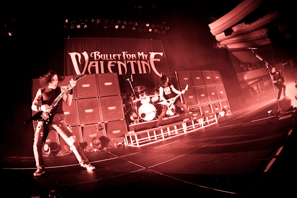 """LISTEN: Bullet For My Valentine Release New Song """"Army Of Noise"""""""