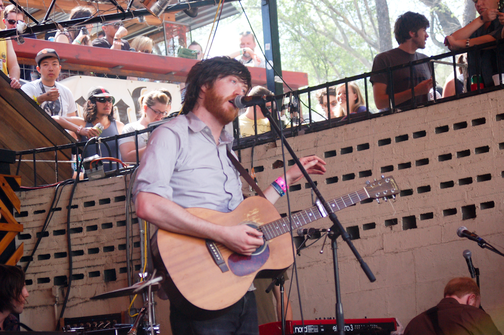SXSW Music Festival Announces Fourth Round of Showcasing Artists Featuring Okkervil River, Chuck Auerbach and Fastball