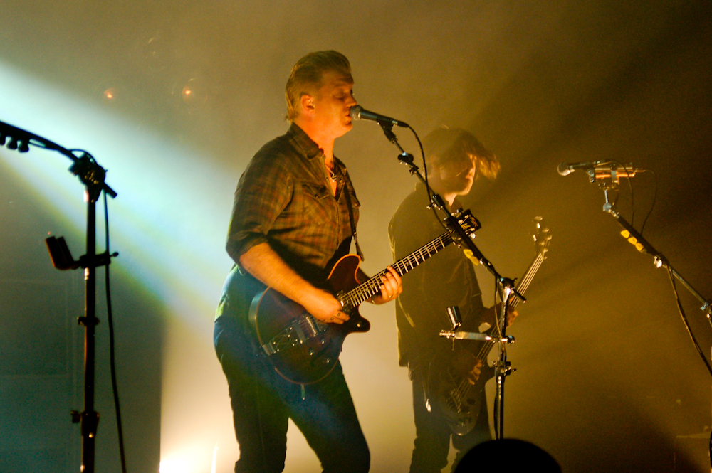 Queens of the Stone Age Release Teaser Video for New Album