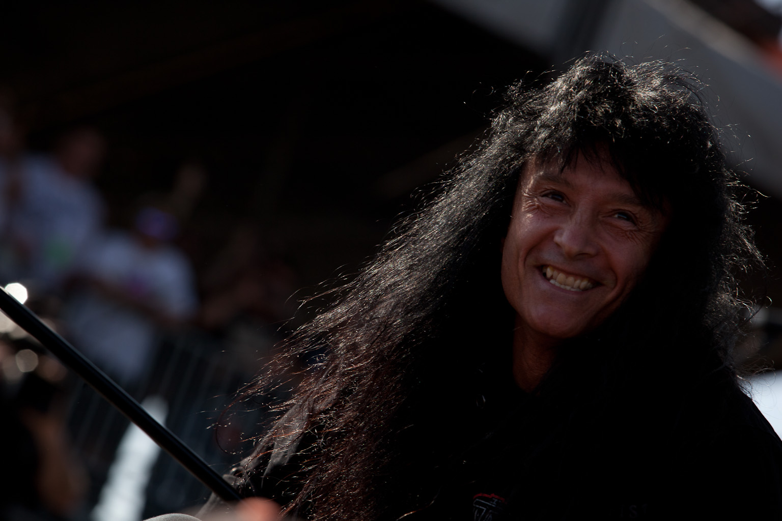 Anthrax Singer Joey Belladonna To Record Non-Anthrax Project