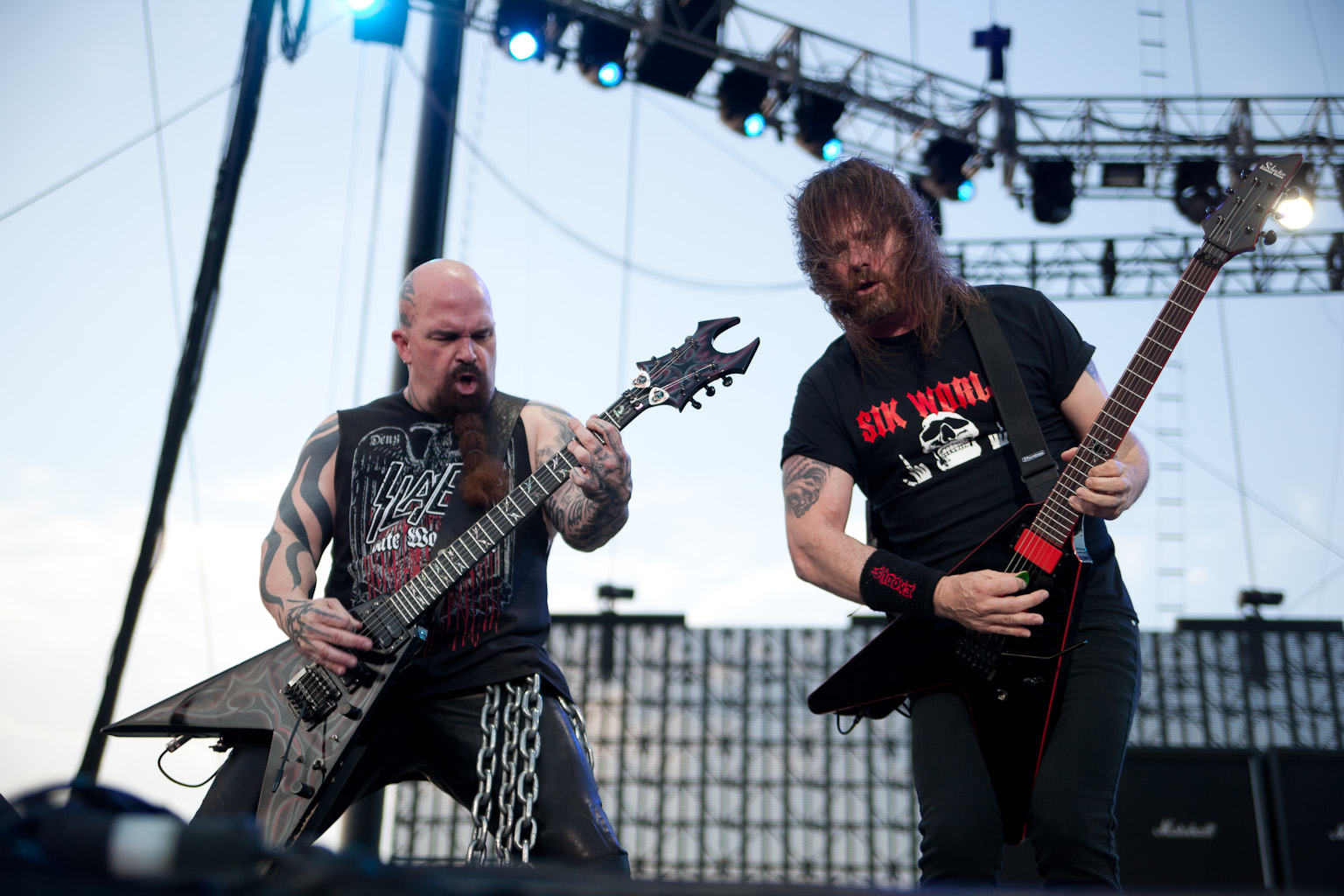 Slayer Manager Says Future Touring Seems Unlikely