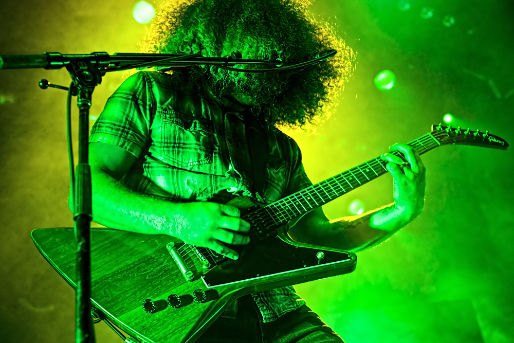 Coheed and Cambria Announce Spring 2017 NeverEnder GAIBSIV Tour Playing Good Apollo, I'm Burning Star IV in its Entirety
