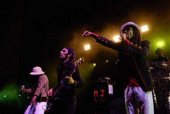 """Thievery Corporation Shares a """"History"""" Lesson in New Video Featuring Mr. Lif and Sitali"""