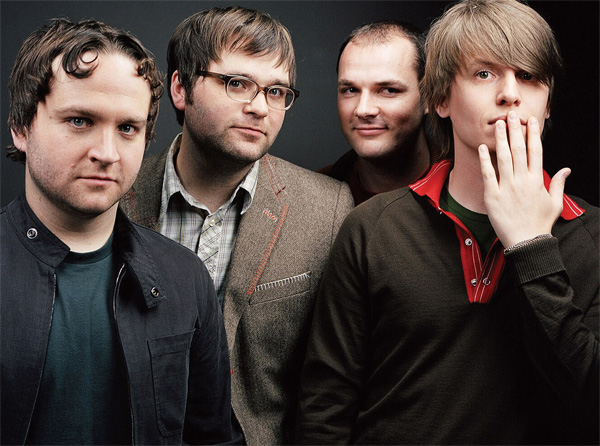 """Death Cab for Cutie Teases New Song """"Your Hurricane"""""""