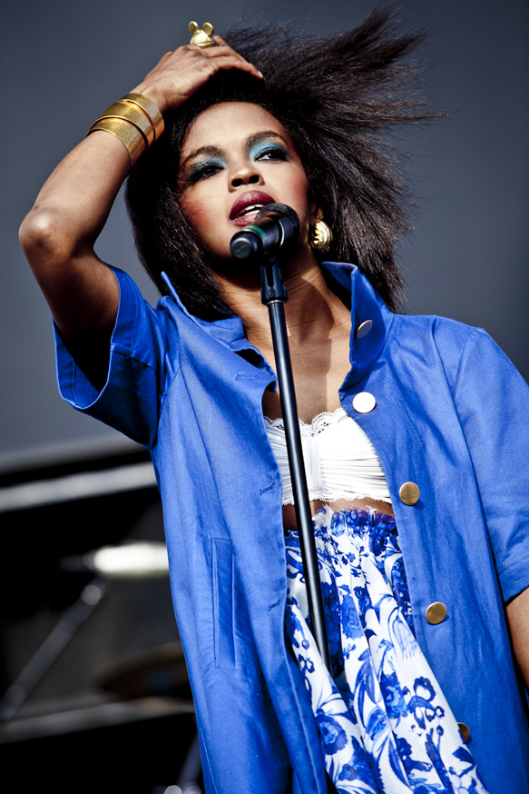 Santigold and Nas Removed From Lauryn Hill's Miseducation Tour