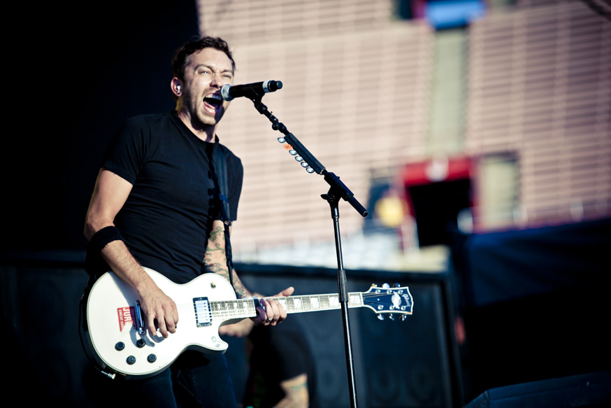 "Rise Against Video Shoot for ""The Violence"" Halted Due to ""Anti-Government"" Aims"
