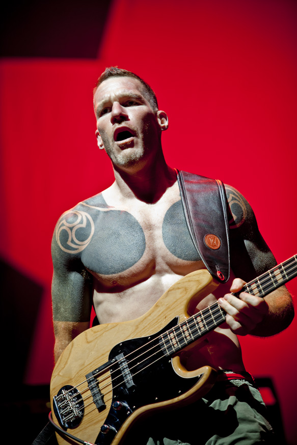 Tim Commerford Talks Wakrat, New Rage Against the Machine Music, Hip Hop and More