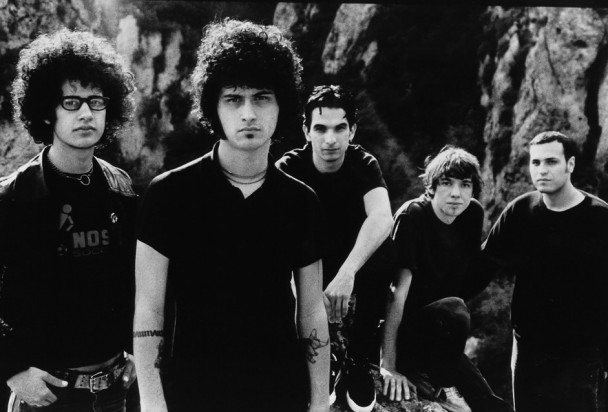Cedric Bixler-Zavala of At The Drive In Is Unsure When the Band Will Perform Live Again After Reunion Tour Ends