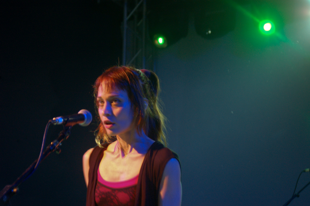 "Fiona Apple Pledges Royalties From ""Criminal"" To Be Donated To Border Detainees"