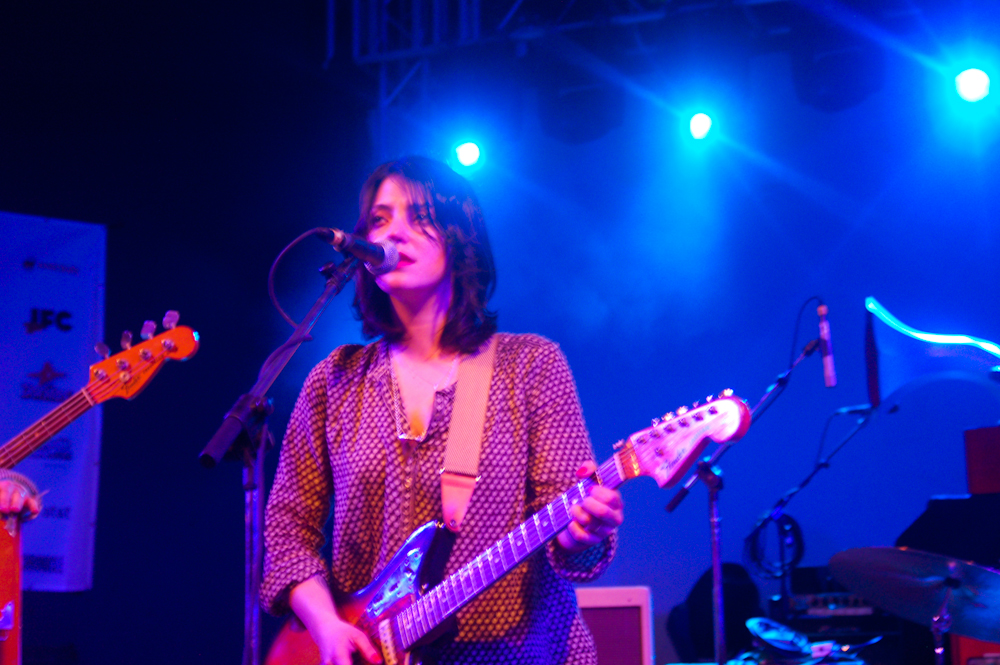 Sharon Van Etten Live at The Moroccan Lounge, Los Angeles