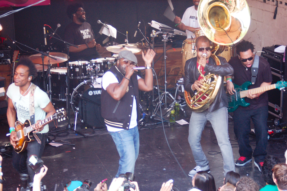 The Roots Announce 2015 Roots Picnic Lineup Featuring Phantogram, A$AP Rocky And The Weeknd