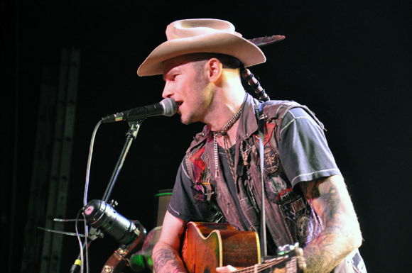 """Hank3 Shares Cover of David Allan Coe's Outlaw Country Song """"You Never Even Called Me By My Name"""""""