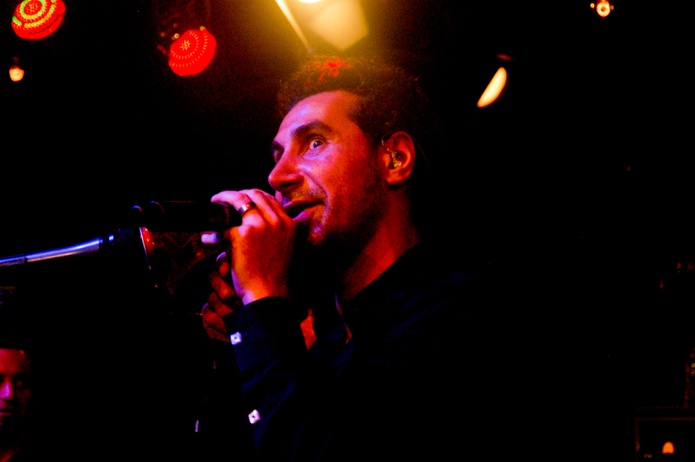 Serj Tankian is Tracking New Rock Music But Not for System of a Down