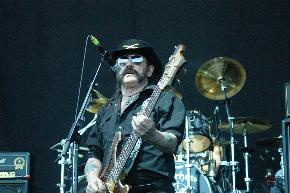 "Final Solo Studio Recording of Motorhead Frontman Lemmy Kilmister ""We Are The Ones"" Released"