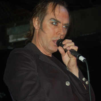 Peter Murphy Announces Dates For Postponed Residency at The Chapel in San Francisco