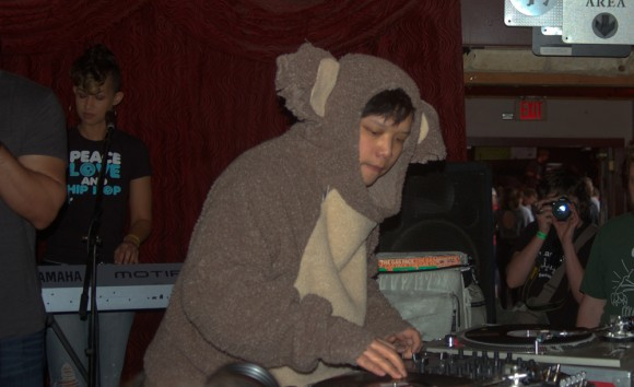 LISTEN: Kid Koala Teases New Music From Music To Draw To: Satellite