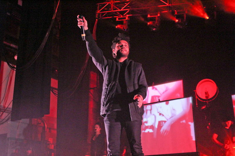The Weeknd Announces Spring 2017 Tour Dates