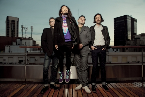 Cafe Tacvba @ The Independent - September 5,6,7,8, &9