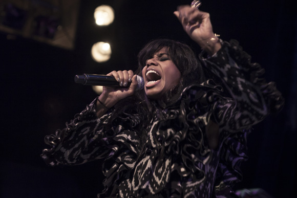Santigold at Hollywood Palladium