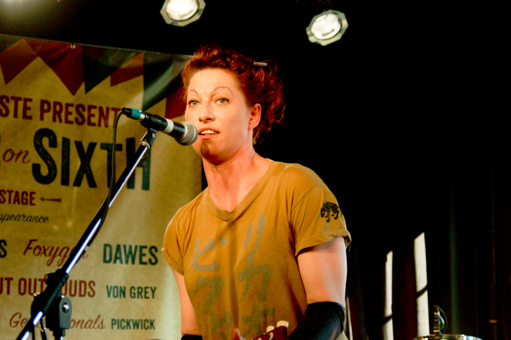 "LISTEN: Amanda Palmer Releases New Song ""Machete"""