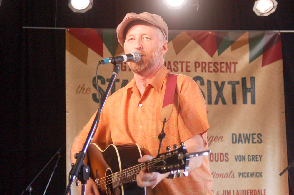 Concert Review: Organized Compassion - Billy Bragg Live at the Troubadour