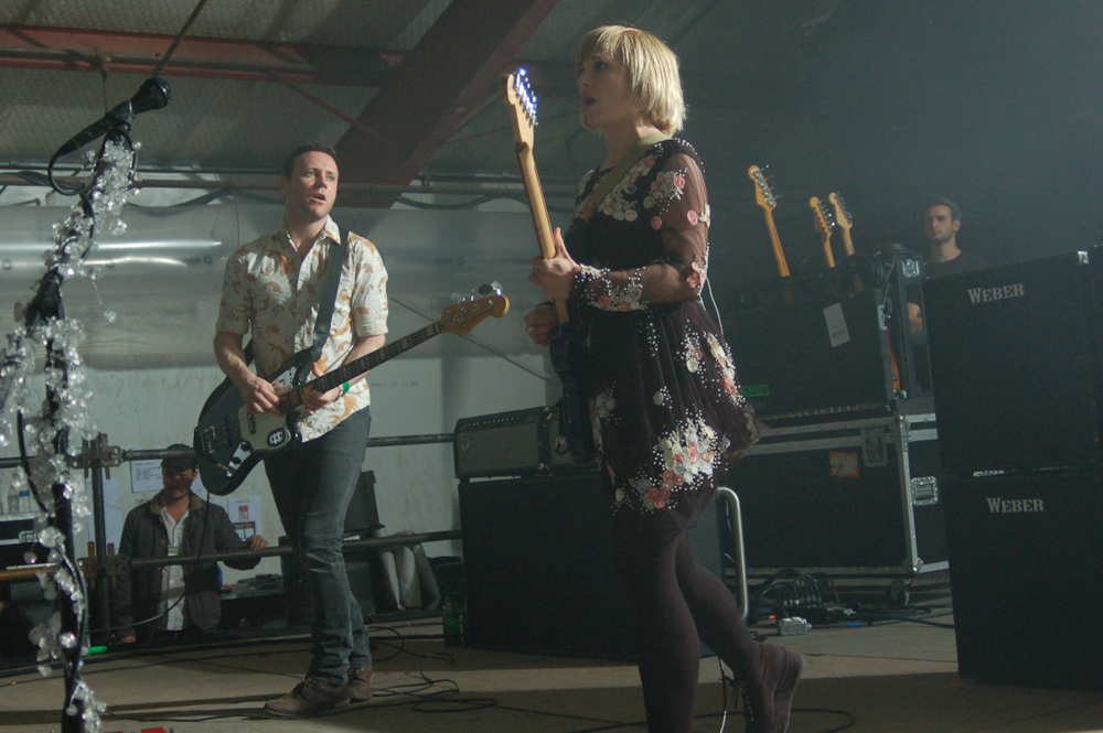 The Joy Formidable's Rhydian Dafydd Davies on the American Southwest's Influence on AAARTH and its Collage-Like Quality